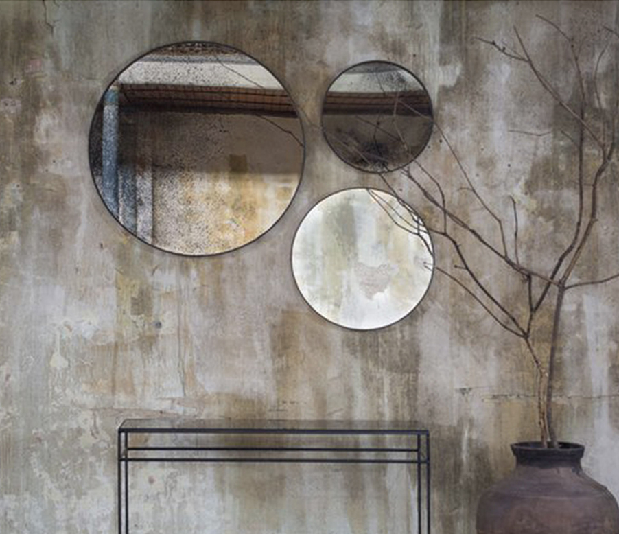 Espejo-Bronze